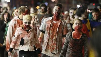 Zombie Gras 3 in Baltimore!