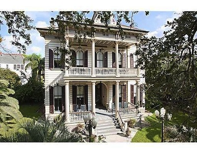 Anne Rice's Spooky New Orleans House for Sale