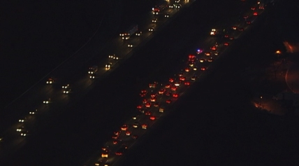 Truck Crash Leads to Miles-Long Backups on I-95 in Md.