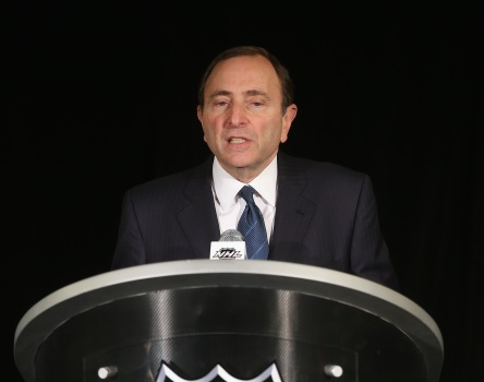 NHL Cancels Games Through Dec. 30