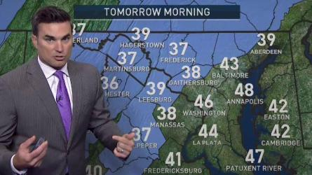 <p>Storm Team 4 meteorologists Doug Kammerer and Amelia Draper have your forecast for Oct. 16, 2017.</p>
