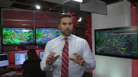 Doug Kammerer on Monday night's storms and what you can expect later in the evening.