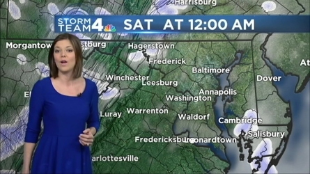 Storm Team4 Meteorologist Amelia Segal has the forecast for Feb. 12, 2016.