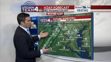 Storm Team4 Chief Meteorologist Doug Kammerer has the Feb. 12, 2016, forecast.