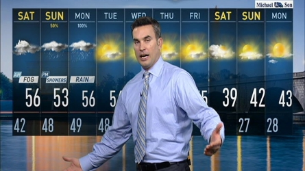 Storm Team4 Chief Meteorologist Doug Kammerer has the forecast on Jan. 20, 2017.