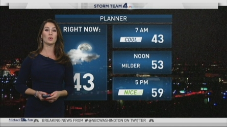 <p>Storm Team4 has the forecast for Feb. 21, 2017.&nbsp;</p>