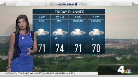 <p>Storm Team4's Amelia Draper has your forecast for tonight.</p>
