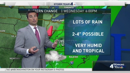 <p>Storm Team4's Doug Kammerer says we have one more day of beautiful weather before rain moves through on the weekend.</p>