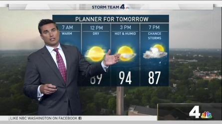 <p>Storm Team4's Doug Kammerer is tracking rain chances for Friday and the weekend.</p>