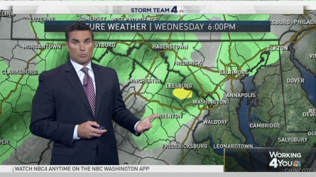 <p>Storm Team4 Chief Meteorologist Doug Kammerer has your evening forecast for Sept. 24, 2018.</p>