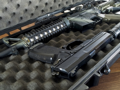 Gun Show Loophole Bill Back Before Va. Senate Panel
