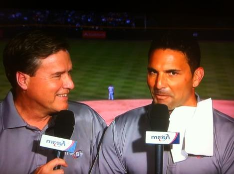 Santangelo To Return To Nats Broadcasts In 2013