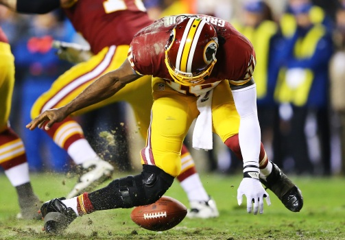 "Milloy: RGIII's Knee Injury ""Bad Karma""?"