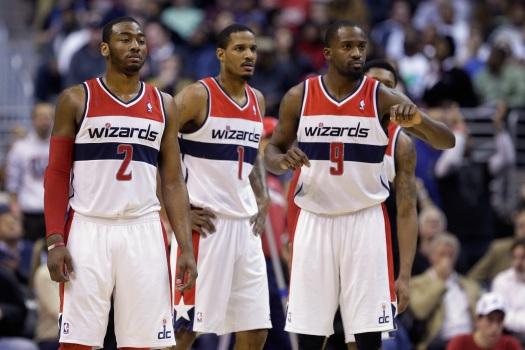 Wizards' Buckhantz Confuses Airball With Game-Winner