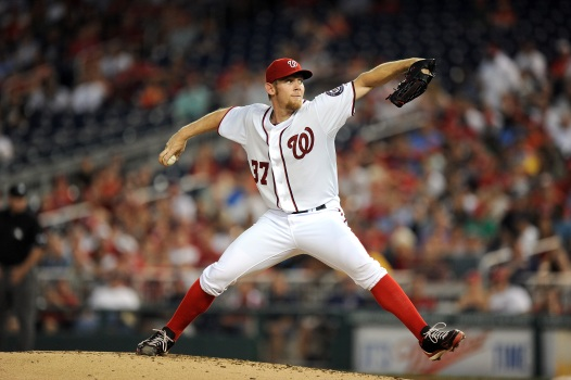 Strasburg 'Thinking Too Much' About Shutdown?
