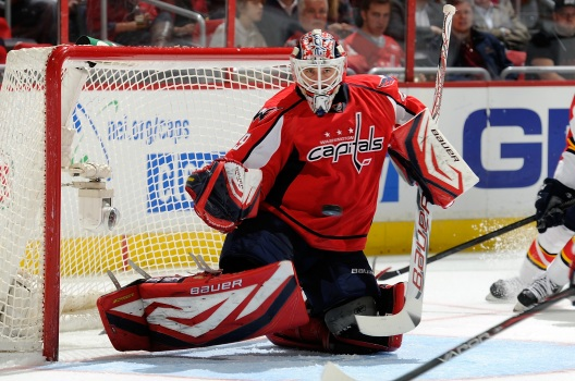 Caps Trade Vokoun's Rights to Pens
