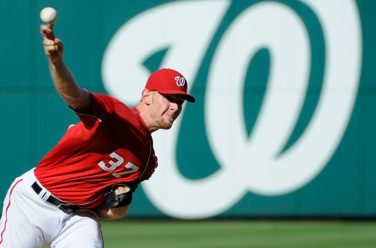 "Strasburg ""Overrated"" According to Players Poll"