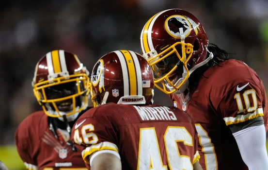 Redskins' 2013 Opponents Revealed