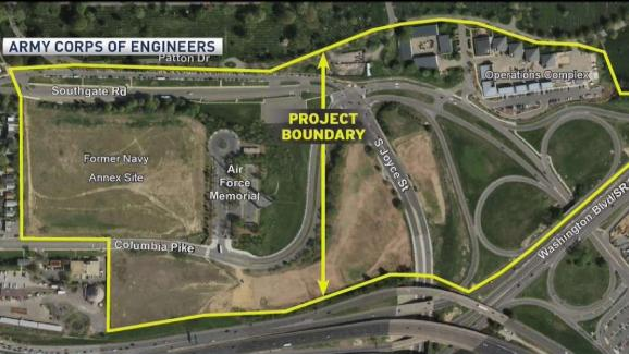 Arlington National Cemetery Moving Forward With Expansion