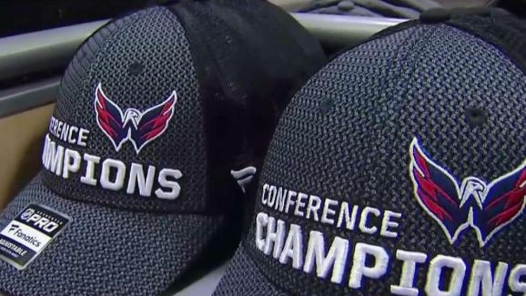 8fa72f2a472 Caps Fans Gear up for Stanley Cup Finals - NBC4 Washington