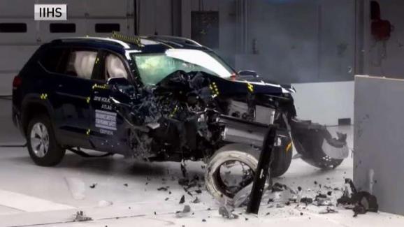 Crash Tests Reveal Problems With Some Midsize Suvs Nbc4 Washington
