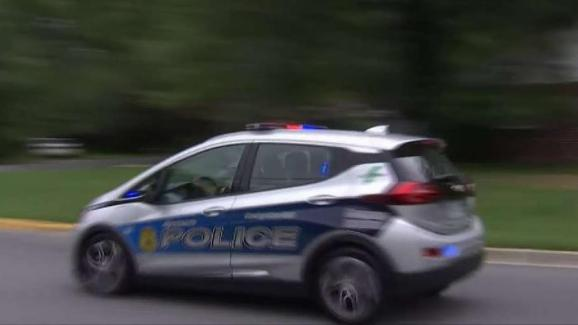 Maryland Has Some Of First Electric Police Cars