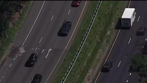 I-495 Road Work Will Take Year to Complete