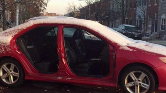 Sponsored & Thieves Steal Doors From Parked Cars - NBC4 Washington