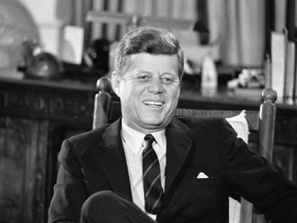 john kennedy inaugural address