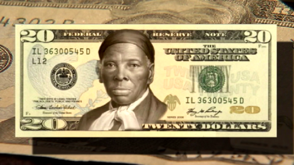 Changing Face Of Us Currency Harriet Tubman On The 20 Bill