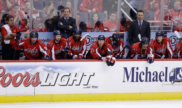 Capitals' Faith Beginning to Fail Them