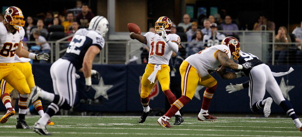 Pics: Robert Griffin III Through the Season