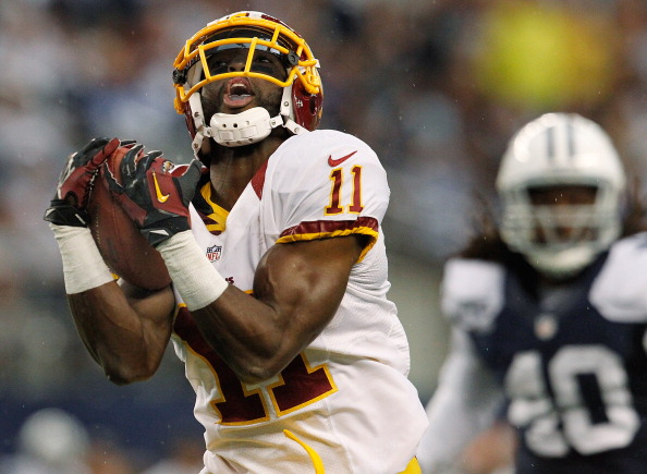 Images From the Game: Redskins 38, Cowboys 31