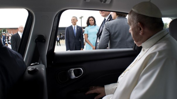 Top Photos From Pope Francis' U.S. Visit