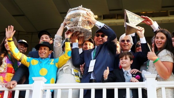 Triple Crown Glory! American Pharoah Makes History