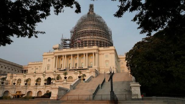 2,500 Suspicious Packages, Substances at Capitol Since 2013