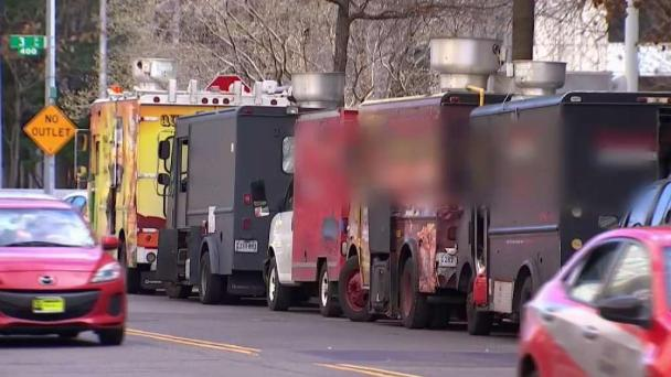 DC Backs Fines for Food Trucks That Squat on Parking Spots