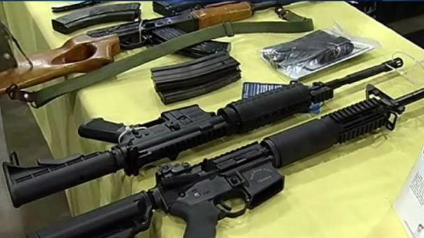 Prosecution of DC Gun Cases Triples With Federal Help