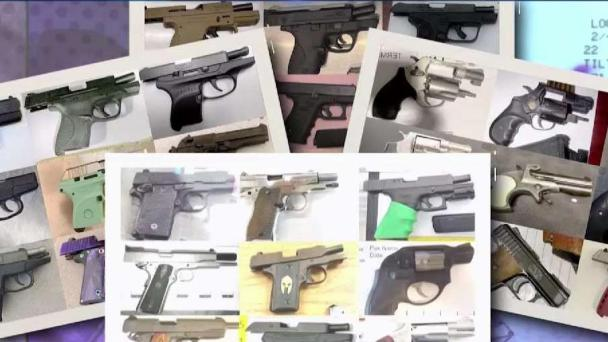 Taking a Gun to a DC-Area Airport Rarely Leads to Jail Time