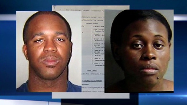 Man, Woman Accused of Using Vets' IDs to Defraud College