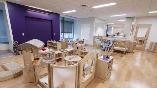 New Child Care Center Benefits Federal Workers on Capitol Hill