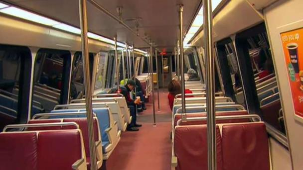 Shutdown Costly for Transit Agencies in DC Area