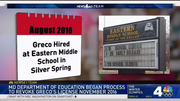Teacher Who Lost License in Fla. Taught in 2 Md. Districts