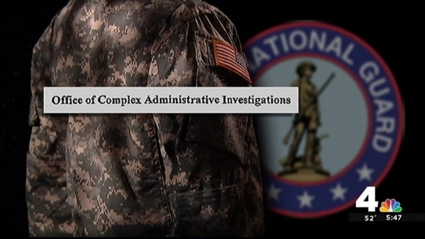 Serving In Silence: Rape in the National Guard