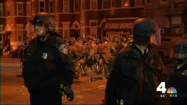 Md. Leaders Ask Federal Govt. for Help for Baltimore