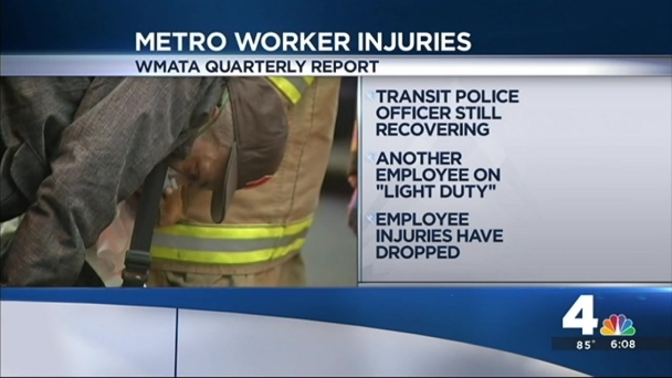 19 Metro Workers Hurt in L'Enfant Plaza Smoke Incident