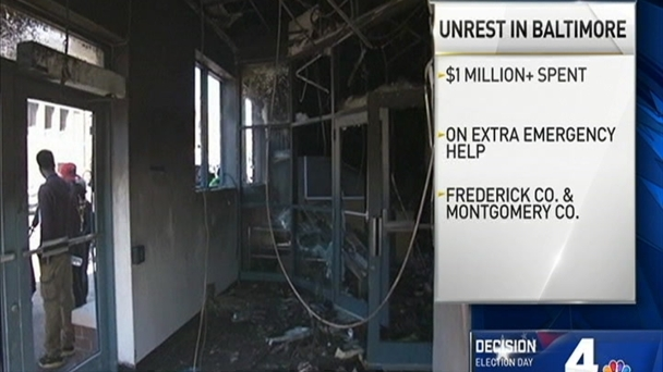 Maryland Counties Refuse Funds From Baltimore After Unrest