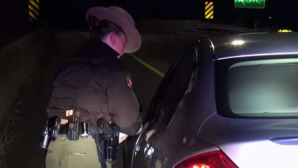 Spike in Marijuana-Impaired Driving in Maryland, Police Say