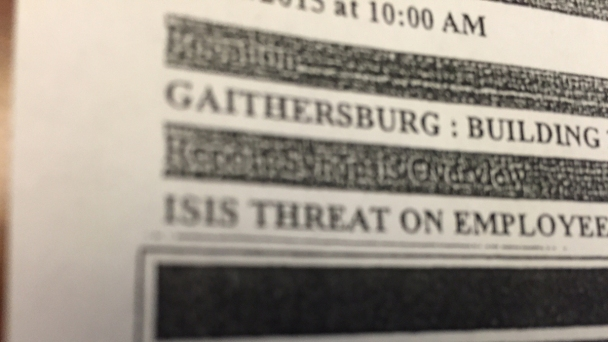 Employee at Fed. Agency on Suspected ISIS Hit List