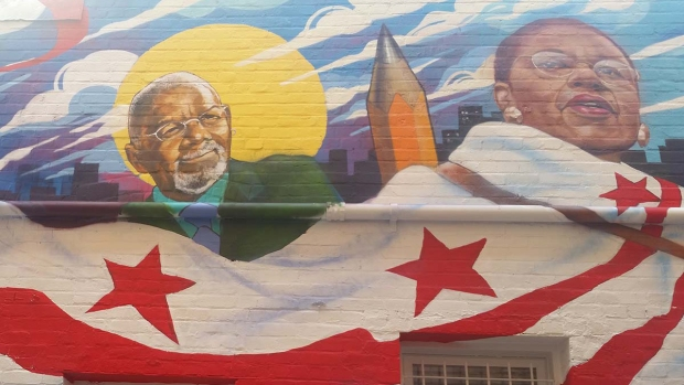 [DC] Jim Vance Talks About Being Featured in Ben's Chili Bowl's New Mural